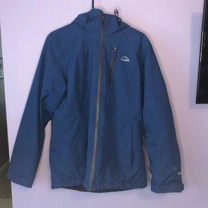 L.L Bean wildcat waterproof insulated jacket